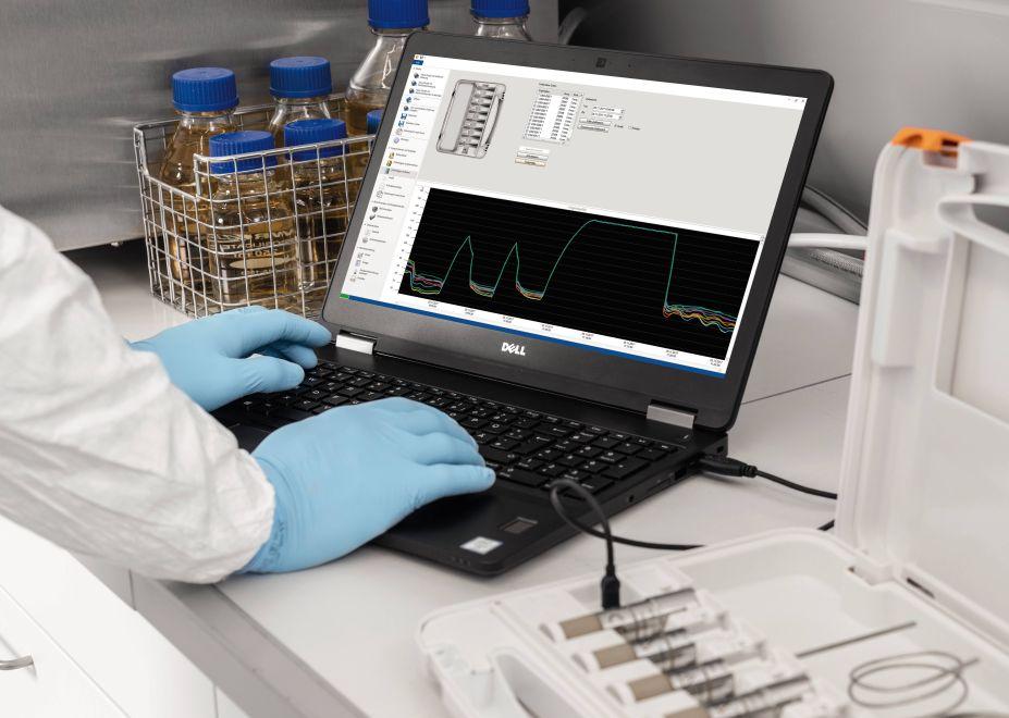testo 190 CFR 软件 - CFR 数据记录仪和验证系统